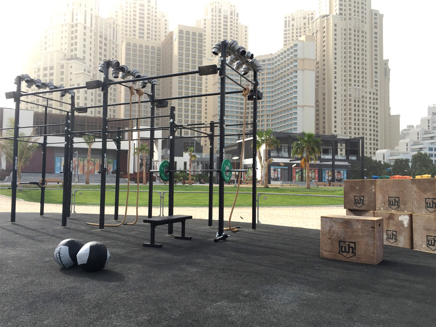 some of the coolest gym listings in the hood!Outdoor Crossfit Gyms #18